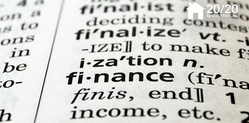 What's Your Financial Literacy? 2020 Mortgage Life Insurance By AIME Financial